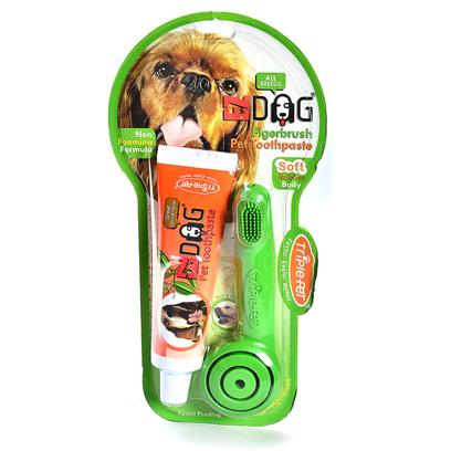 Buy Dog Teeth Care products including Triple Pet Dental Kit Tp, Dental Stick Large Kd1, Naturals Dog Dental Kit Sj Natural, Petrodex Dental Care Sj Denatl Kit Puppy Ckn, Triple Pet Finger Bush Kit Tp Brush, Dental Stick Medium Kd2, Dental Stick Small Kd3, Triple Pet Finger Bush Tp Brush Category:Teeth &amp; Gums Price: from $2.99