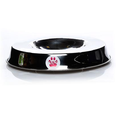 Loving Pets Presents Stainless Steel Litter Dish Lv Ss 11'. Excellent Dish for Puppies to Share their Meals or Water in a Welping Cage, Perfect for all Puppies. [19213]