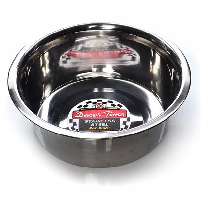 Ethical Presents Mirror Finish Dish 3 Quart. A Premium Quality Line of Dishes with a Magnificent Relfective Sheen. Heavier than Standard Stainless Steel Dishes. [19355]