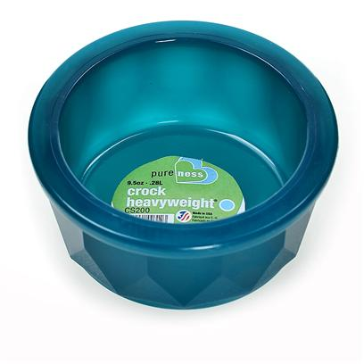 Van Ness Presents Translucent Crock Dish Vness Jumbo. Dishwasher Safe, Assorted Colors 4 5/8&quot; Diameter X 2 1/8&quot; Hgt., Capacity 9.5 Oz. [19406]