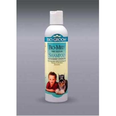 Bio Medicated Shampoo 8Oz
