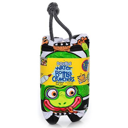 Double Water Bottle Crunchers Toy