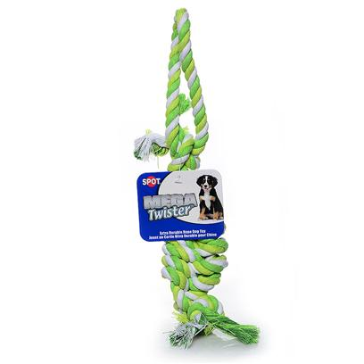 Buy Mega Twist Pet Supplies products including Mega Twist Rope Tug 19', Mega Twist Tennis Man 10' Category:Rope, Tug & Interactive Toys Price: from $4.99