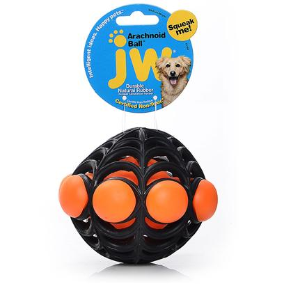 Jw Pet Company Presents Arachnoid Ball. [20271]