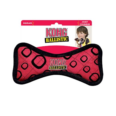 Kong Company Presents Ballastic Bone-Large - Ln1 Kong Ballistic Bone Large (Lg). Ballastic Bone - Large - Ln1 [20338]