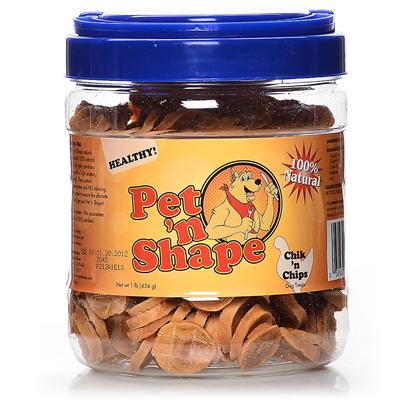 Pet 'N Shape-Chik N Chips Dog Treats