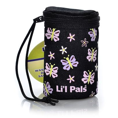 Buy Li'l Pals Waste Bag Dispenser for Dogs products including Li'l Pals Waste Bag Dispenser Butterfly/Black, Li'l Pals Waste Bag Refill 4 Rolls Black Rolls-Black, Li'l Pals Waste Bag Dispenser Bones & Paws/Blue Category:Pickup Bags Price: from $5.99