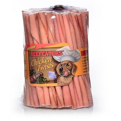 Buy Beef Chicken Twists products including Chicken 75 Pack, Chicken 5' - 8 Pack Category:Rawhide Price: from $2.99