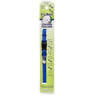 Buy Li'l Pals Collar 5 products including Li'l Pals Collar 5/16' Blue-5/16' (Xx-Small), Li'l Pals Collar 5/16' Black-5/16' (Xx-Small), Li'l Pals Collar 5/16' Red-5/16' (Xx-Small), Li'l Pals Collar 5/16' Red-5/16' (X-Small, Li'l Pals Collar 5/16' Neon Pink-5/16' (Xx-Small) Category:Leashes Price: from $3.99