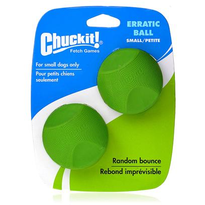 Buy Dog Toy Erratic Ball products including Chuckit Erratic Ball Large, Chuckit Erratic Ball Medium-2 Pack, Chuckit Erratic Ball Small-2 Pack Category:Balls & Fetching Toys Price: from $8.99