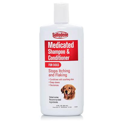 Buy Sulfodene Shampoo for Dogs products including Sulfodene Shampoo 12oz Farn, Sulfodene Medicated Shampoo and Conditioner for Dogs 8oz Bottle Category:Shampoo Price: from $7.99