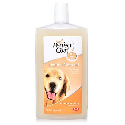 8in1 Perfect Coat Natural Oatmeal Shampoo for Dogs