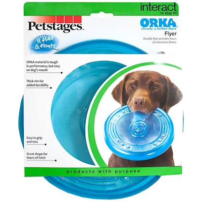 Petstages Presents Petstages Orka Flyer. [21773]