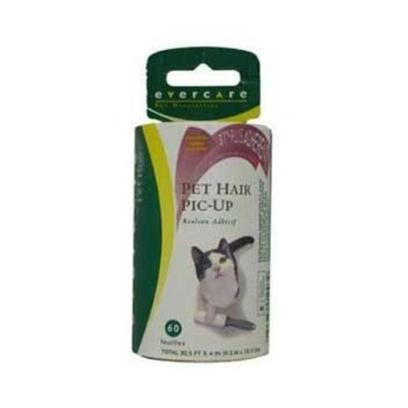 Bemis Presents Pet Hair Pic-Up Refill Rolls only (6pc) Evercare Refills 6pk. Pet Hair Pic-Up Refill Rolls only (6pc) [21974]