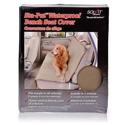 Buy Dog Vehicle Seat Cover products including Dreamscreen Universal Vehicle Barrier, Sta-Put Waterproof Bench Seat Cover 56' X 47' Category:Seat Covers Price: from $47.99