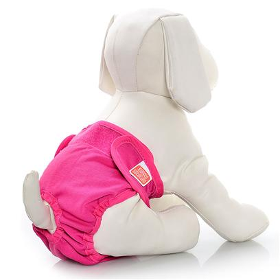 Bramton Company Presents Simple Solution Washable Diaper Bram Medium (Med) 2pk. Simple Solution Washable Diaper [22465]