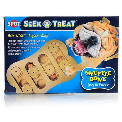 Buy Bone Shaped Dog Feeders products including Bags on Board Bone Dispenser 30bag Black with 30, Bags on Board Bone Dispenser 30bag Blue with 30, Seek-a-Treat Shuffle Bone Iq Puzzle Category:Feeders & Waterers Price: from $5.99