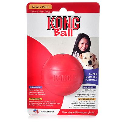 Buy Solid Kong Ball Red for Dogs products including Solid Kong Ball Red Small/Petite, Solid Kong Ball Red Kng Large (Lg) Kb1 Category:Chew Toys Price: from $6.99