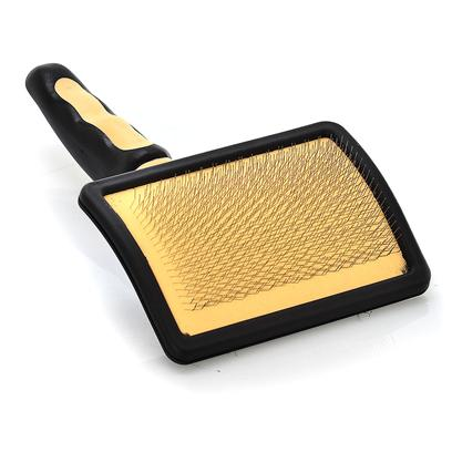 Buy Slicker Brush Professional products including Designer Slicker Brush Large, Designer Slicker Brush Small, Ultimate Touch Gentle Slicker Brush Fp Min, Professional Curved Slicker Brush-Large Mf Brush Large, Ultimate Touch Gentle Slicker Brush Fp Large (Lg) Category:Brushes Price: from $4.99