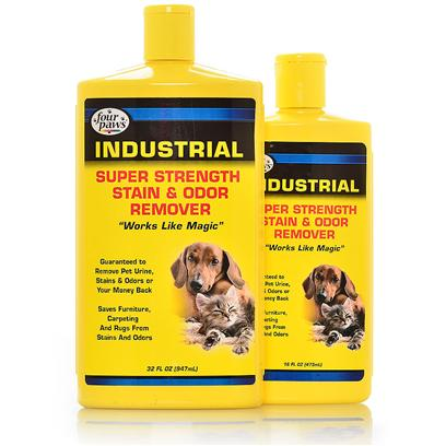 Buy Four Paws Odor Removers for Dogs products including Stain Remover Fp 32oz, Stain Remover Fp 16oz, Wee Stain & Odor Remover Fp 32oz, Wee Stain & Odor Remover Fp 24oz, Four Paws Ear Powder 0.85oz (24g), Four Paws Puppy Houebreaking Aid 1oz Category:Stain & Odor Removers Price: from $5.99