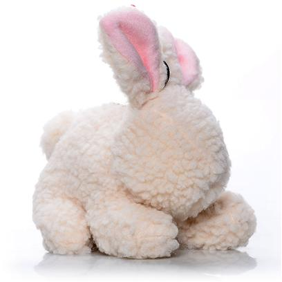 Ethical Presents Vermont Fleece Rabbit 9' Spot. Soft Fleece Material and Dogs Love Em! [22887]