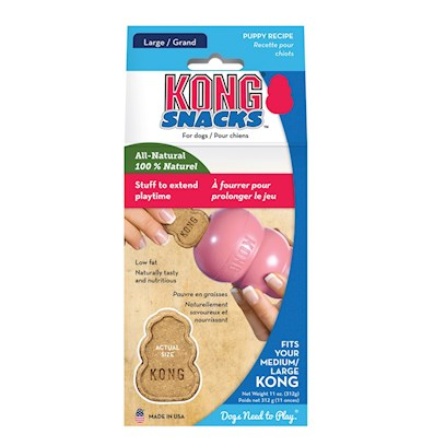 Buy Kong Company Biscuits products including Kong Genius Large, Kong Genius Small, Kong Genius X-Large, Kong Stuff'n Puppy Snacks Large, Peanut Butter Snaps Mini 7oz Kong Xr3, Stuff'n Mini Puppy Snaps Kong Ppy Snps Xy3, Stuff in Liver Snaps 11oz Kong Xp1, Liver Snaps-for Small Kong Dog Toys Small/Petit Dogs-7oz Category:Treats &amp; Biscuits Price: from $4.99