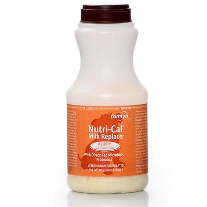 Tomlyn Presents Tomlyn Nutri Cal Nutri-Cal Puppy Milk. Veterinary Formula Dietary Supplement for Older Dogs Glucosamine and Chondroitin Sulfate for Joint Health, Milk Thistle for Liver Health and Omega 3's for Kidney and Brain Health 4.25 Ounce Tube [23031]