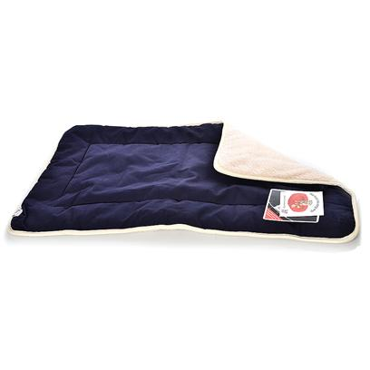 Dog Gone Smart Bed Co Presents Dog Gone Smart Crate Pad Sherpa-Navy Small. Dog Gone Smart Sherpa Crate Pad! The Dog Gone Smart Sherpa Crate Pad is so Technologically Advanced, with Performance and Antibacterial Finish, that Beds Stay Clean and Durable, while Super Soft and Comfortable. Your Dog will Think you can Read Minds, because the Dog Gone Smart Sherpa Crate Pad is Everything your Dog Wants. [23486]