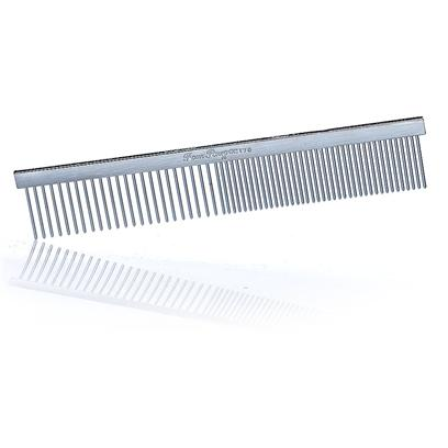 Four Paws Presents Four Paws Comb with Wood Handle for Long Haired Toy Breeds. Four Paws Offers a Wide Variety of Flea Combs and Many Other Types of Combs for Dogs. [23666]