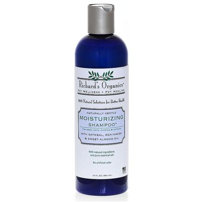 Synergy Labs Presents Richards Organics Moisturizing Shampoo 12oz Sny Ro. New Moisturizing Shampoo with Oatmeal, Echinacea &amp; Sweet Almond Oil - 12 Oz Carefully Selected Natural Ingredients Colloidal Oatmeal Soothes and Protects Dry, or Itchy, Inflamed Skin. Leaves a Protective Film on the Skin that Retards Water Loss and Helps to Repair and Maintain the Epidermal Barrier. Saponins in Oatmeal Help to Solubilize Dirt, Oil and Sebaceous Secretions. Provides Skin Relief and Protection for Insect Bites and Rashes Caused by Poison Ivy and Similar Plants. Sweet Almond Oil Excellent Emollient Properties to Moisturize and Soothe Dry Skin and to Relieve Itching and Inflammation Due to Dryness. Echinacea Promotes Healing of Chronic or Slow-Healing Wounds. [23682]