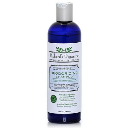 Richards Organics Deodorizing Shampoo 12 Oz