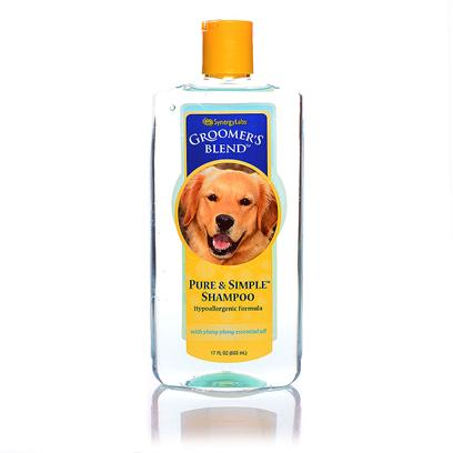 Buy Pet Allergy Shampoo products including Groomers Blend Pure and Simple Shampoo 17oz, Vf Clinical Care Hypoallergenic Shampoo Sny Cc Hypoallergen Shamp Category:Shampoo Price: from $5.99