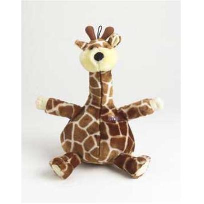 Petmate Presents Booda Bellies Toy Giraffe Extra Large X-Large. Long Neck Makes it Easy for Dogs to Grab and Bite High Quality Plush Construction, Meets Children's Safety Standards Built in &quot;Grunt&quot; Sound will Drive Dogs Crazy [23715]