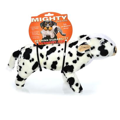 Tuffy's Presents Tuffy's Mighty Toy Farm-Cassie Cow Chew Tuffys Cassie. Mooove over, Rover! Make Room for this Beautiful Bovine Companion for your Pet. [23866]