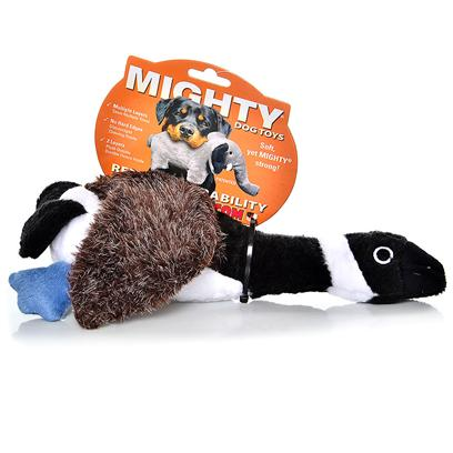 Tuffy's Presents Tuffy's Mighty Toy Nature-Drake Mcquack Duck Chew Tuffys Drake. Great for Fetch and Training! This &quot;Mighty Mallard of the Midwest&quot; will Make Great Fun Indoors and Out. [23869]