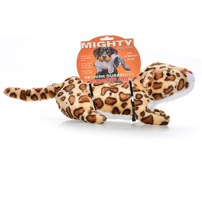 Tuffy's Presents Tuffy's Mighty Toy Safari-Lenny Leopard Chew Tuffys Lenny. When your Pooch Adopts this Leopard Cub, They'll have a Friend for Life! During Sleep or Play, Lenny will be There. [23893]