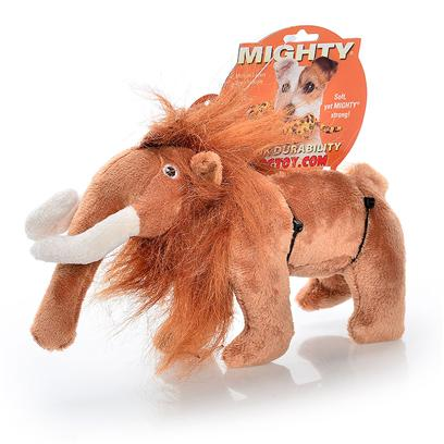 Tuffy's Presents Tuffy's Mighty Artic Jr Mammoth-Woody Tuffys Mghty Artc Mammoth. Woody Jr. - there's Nothing Better than a Wooly Mammoth to Snuggle Down with on a Cold Winter Evening... And Better yet, to Play with on a Warm Summer Day! 7x 4x 3 [23898]
