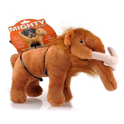 Tuffy's Presents Tuffy's Mighty Artic Mammoth-Woody Tuffys Mammoth. Woody - there's Nothing Better than a Wooly Mammoth to Snuggle Down with on a Cold Winter Evening... And Better yet, to Play with on a Warm Summer Day! 16x 5x 9 [23899]