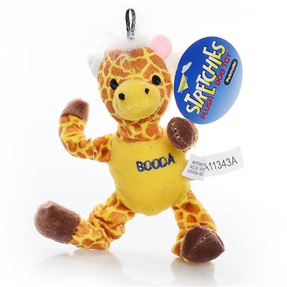 Petmate Presents Petmate/Booda Stretchies-Giraffe Large Booda Small (Sm). Stretchies Giraffe the Booda Stretchies are the Perfect Combination of a Plush Toy and a Tug Toy. Made with Elastic in the Arms and Legs, they can Stand Up to a Great Game of Tug-of-War for Interactive Play. Large [23990]