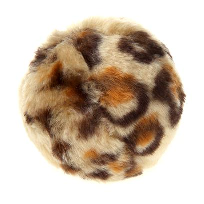 Petmate Presents Booda Skins Leopard Print Ball Small. Your Dog Won't be Able to Resist Chomping on Booda Skins. These Wild, Plush Toys are Available in the Two Best Selling Dog Toy Shapes Bones and Balls! These Fun Toys Come in Animal Patterns and can be Tossed, Rolled or Squeezed to Entertain your Dog for Hours. Case Pk 60 [24005]