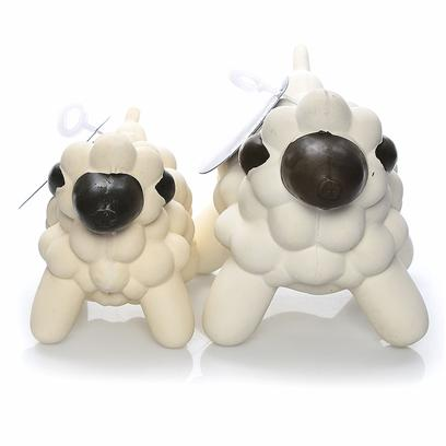 Charming Presents Charming Pet-Balloon Sheep Small. Charming's Fun and Whimsical Balloon Collection has just Popped Up! These Bright, all Natural Latex Toys will Show Canines that Balloons Aren't just for Parties Anymore! [24022]