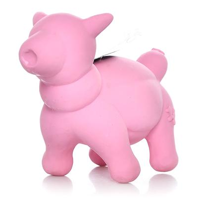 Charming Presents Charming Pet-Balloon Pig Large. Charming's Fun and Whimsical Balloon Collection has just Popped Up! These Bright, all Natural Latex Toys will Show Canines that Balloons Aren't just for Parties Anymore! [24037]