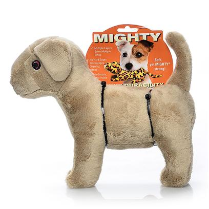Tuffy's Presents Tuffy's Mighty Farm Dog-Fred Mcruff Tuffys Jr Dog. Fred Mcruff Jr. - Excellent Friend for your Canine Companion! This Soft and Durable Puppy is Sure to Please all Dog Lovers. 8x 6x 3 [24075]