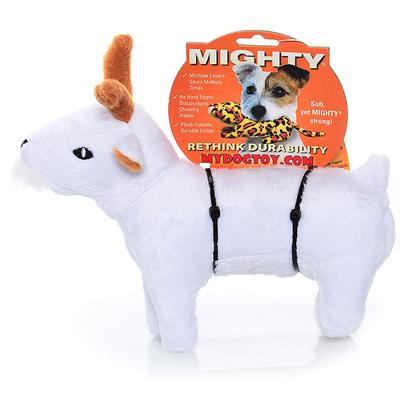 Tuffy's Presents Tuffy's Mighty Farm Goat-Grady Tuffys Jr Goat. Grady Jr. - Graze Around with Grady Goat and Enjoy the Good Times. A Great Friend for your Goofy Pup! 7x 6x 2 [24076]