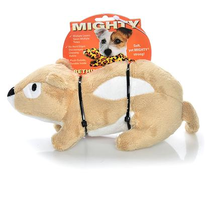 "Tuffy's Presents Tuffy's Mighty Nature Chipmunk-Chippy Tuffys Chipmunk. Chippy - there's no Spiraling Around with this ""Tuff"" Little Chipmunk! This Cute Little Guys will Easily Become One of your Pup's Favorites. [24080]"