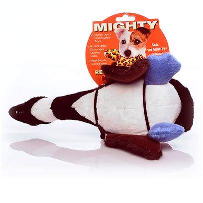 "Tuffy's Presents Tuffy's Mighty Nature Duck-Crake Mcquack Tuffys Duck. Drake Mcquack - Great for Fetch and Training! This ""Mighty Mallard of the Midwest"" will Make Great Fun Indoors and Out. 14x 4x 8 [24081]"