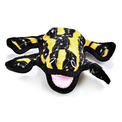 Tuffy's Presents Tuffy's Desert Creature Phrog Chew Toy Tuffys. &quot;Phineas&quot;- Bounce Around with the Finicky Phineas Phrog for a Playful Time with your Companion. Your Pooch is Sure to be Pleased with this Fun and Adventurous Toy! For Interactive Play with One or Multiple Dogs. Easy to Toss and Floats! -- Soft Edges Won't Hurt Gums. [24102]