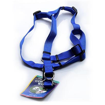 Buy Large Comfort Wrap Adjustable Harness for Dogs products including Large Comfort Wrap Adjustable Harness-1' Black, Large Comfort Wrap Adjustable Harness-1' Blue, Large Comfort Wrap Adjustable Harness-1' Purple, Large Comfort Wrap Adjustable Harness-1' Red Category:Harnesses Price: from $13.99