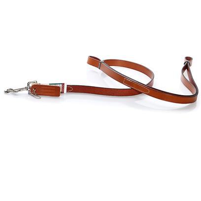 Coastal Presents Leather Oak Tanned Lead-Tan 3/8' X 4ft. Oak Tanned Leather is Full Grain, Top Quality Leather that has been Vegetable Tanned. The Tanning Process Uses Tree Bark to Form a Tanning Liquor Producing Excellent Leather Character. The Hides are then Aniline Dyed for Luxurious Color. Oak Tanned Leads are Expertly Made for Long Lasting Durability and Charm. [24349]