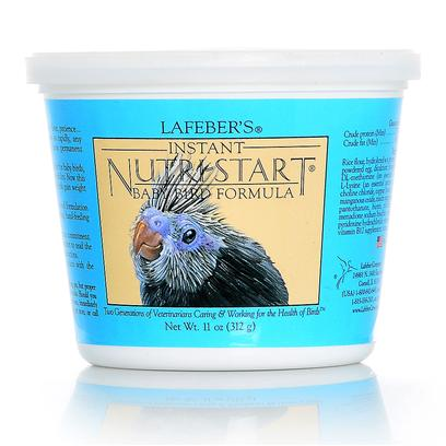 Buy Nutri Start Instant for Birds products including Nutri-Start Instant 11oz, Nutri-Start Instant Laf Nutri Start 25lb, Nutri-Start Instant 5lb Bucket Category:Bird Food Price: from $9.99